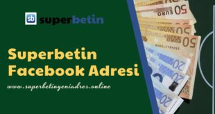 Superbetin Facebook Adresi